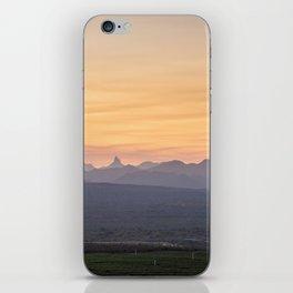 Superstition Sunrise iPhone Skin