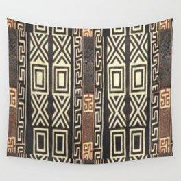 African Tribal Pattern No. 123 Wall Tapestry