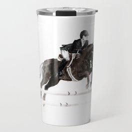 Horse (Jumper II) Travel Mug