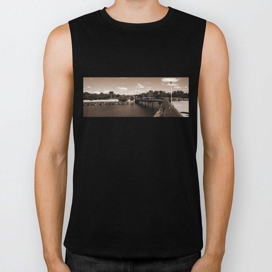 island Biker Tank