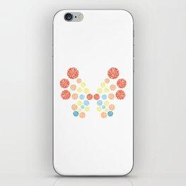 Vivillon Ocean Form iPhone Skin