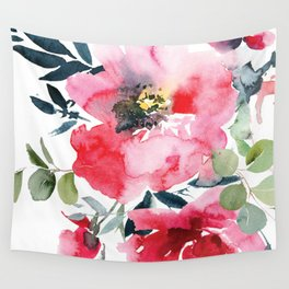 Garden Vibes Wall Tapestry