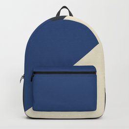 Origami Geo Tile // Blue tones // Mix + Match Backpack