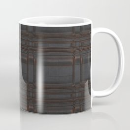 Iron Tiles Coffee Mug