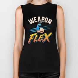 Weapon Flex Biker Tank