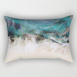 Sea Vortex Rectangular Pillow