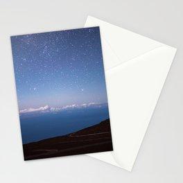 Haleakala Sunrise 2 Stationery Cards