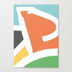 In Rainbow Canvas Print
