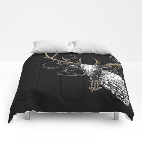 Oh Deer! Light version Comforters