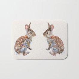 Wild Rabbit - Neutral Bath Mat