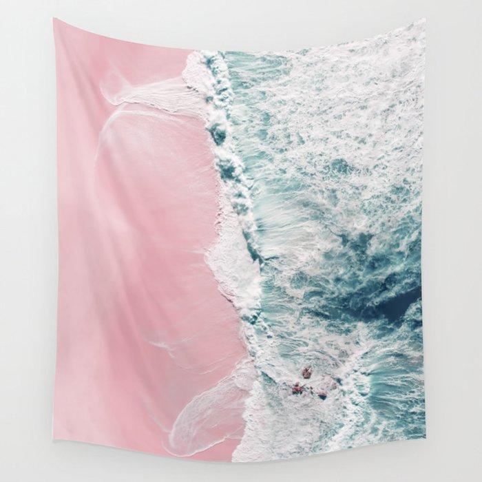 sea of love II Wall Tapestry