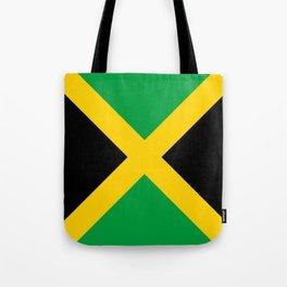 Flag of Jamaica Tote Bag