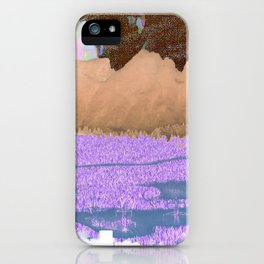 landscape collage #06 iPhone Case