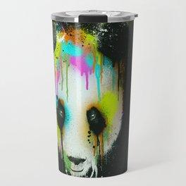 Technicolour Panda Travel Mug