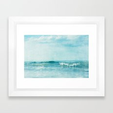 Ocean 2237 Framed Art Print