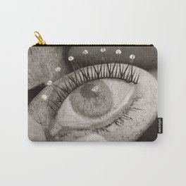 Stone eye Carry-All Pouch