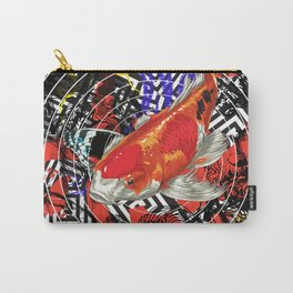 Koi of Greece Carry-All Pouch