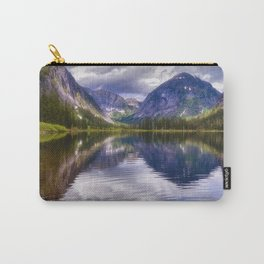 Misty Fiords Lake Carry-All Pouch