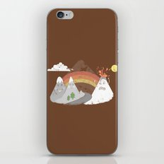 Volcano Fact iPhone & iPod Skin