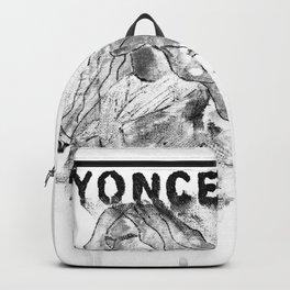 Formation III (Greyscale) Backpack