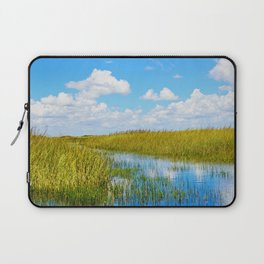 Florida Welands Laptop Sleeve