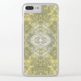 The Golden Rule Clear iPhone Case
