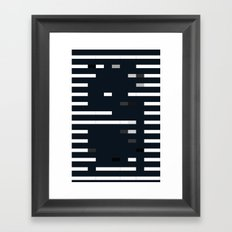 Bug Framed Art Print