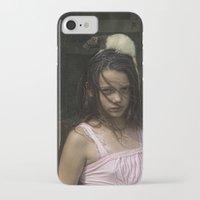 best friend iPhone & iPod Cases featuring Best friend by Carla Broekhuizen