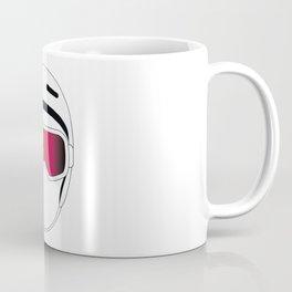 Snowboard Helmet and Goggles Coffee Mug