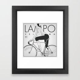 PRINT Nº047 Framed Art Print