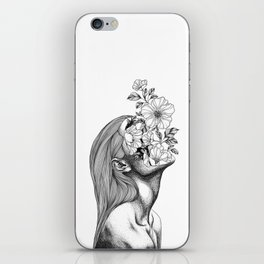 Face Plant iPhone Skin