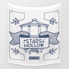 Stars Hollow Tourism Committee Wall Tapestry