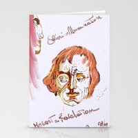 mozart Stationery Cards featuring Mozart & Salieri by MENAGU'