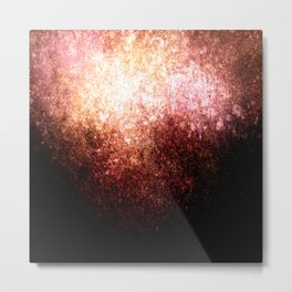 Abstract I Metal Print