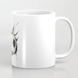 Breakthrough Football Coffee Mug