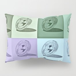 Hatchling Peeper Pillow Sham