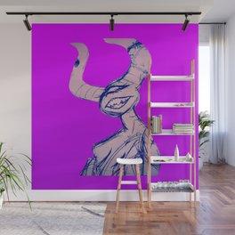 Hell Lobster Wall Mural