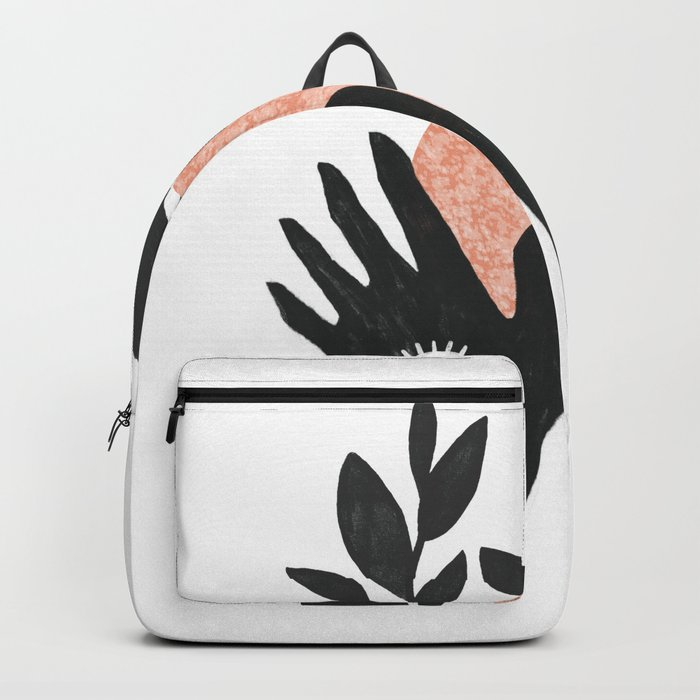 of her, of earth Rucksack