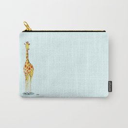 George the giraffe  Carry-All Pouch