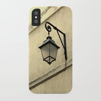 lantern iPhone & iPod Cases featuring Lantern by secdesign