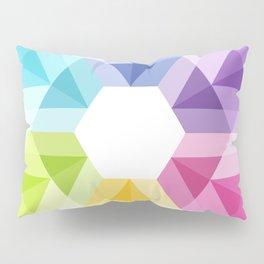 Fig. 025 Geometric shape Pillow Sham
