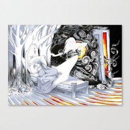 Night Terrors Canvas Print