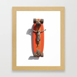 LORD OF DOGTOWN Framed Art Print