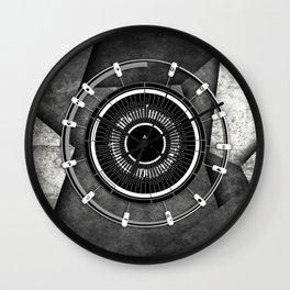 Abstract Circle Of Zelda Wall Clock