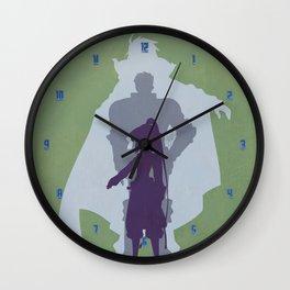 Log Horizon Trio Wall Clock