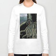 Ia! Ia! Cthulhu! Long Sleeve T-shirt