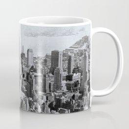 Vintage New York City Coffee Mug