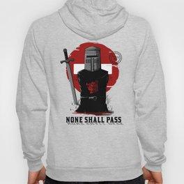 None shall pass Hoody