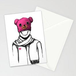 Teddyhair Stationery Cards