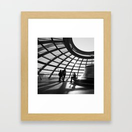 Bundestag [I] Framed Art Print